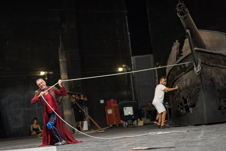 L'Elena di Euripide con la regia di Livermore apre la stagione del Teatro Nazionale di Genova