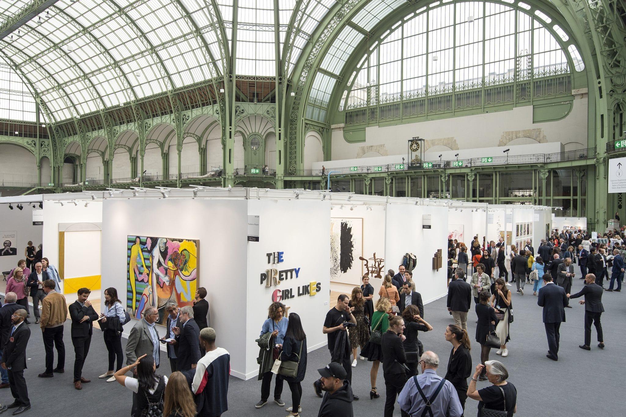 Fiac: annullata l'edizione 2020 della fiera parigina