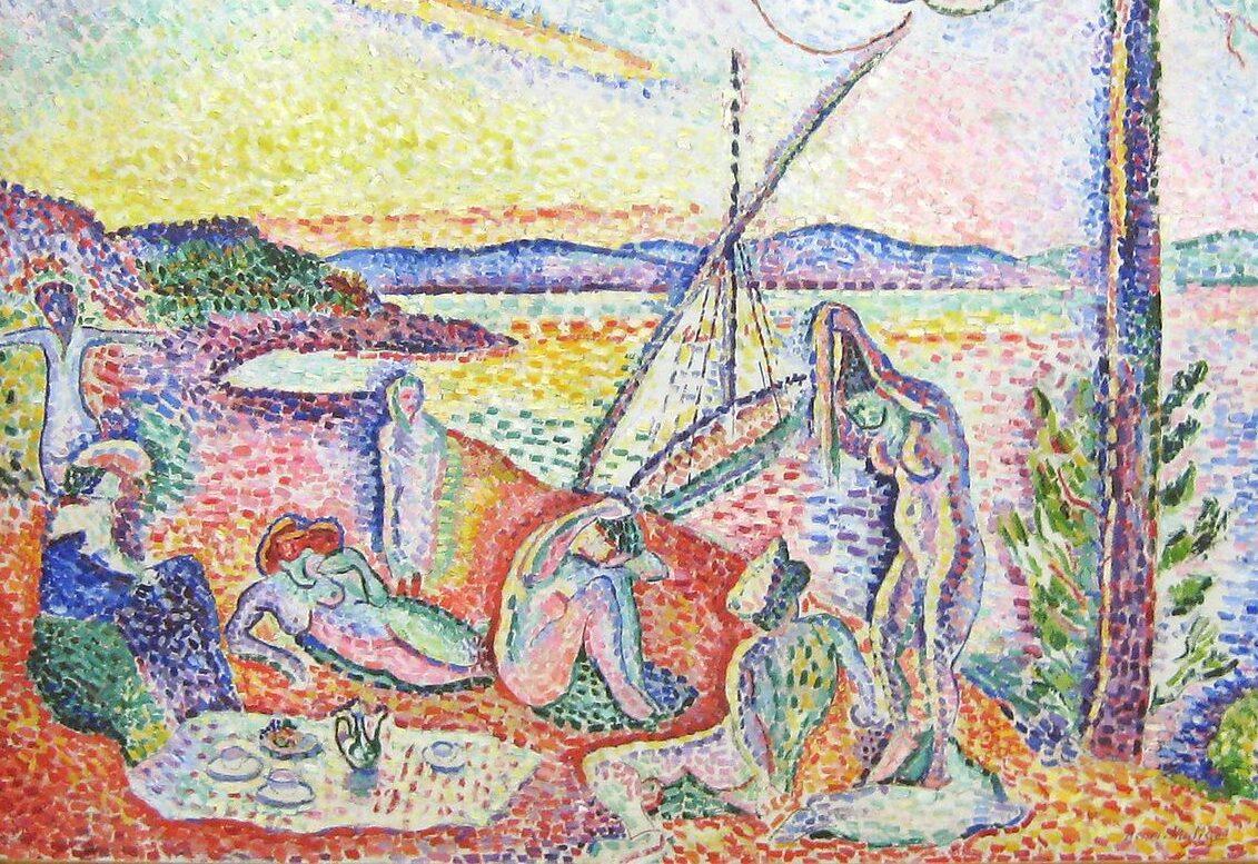 Lusso, Calma e Voluttà: l'origine dell'opera puntinista di Henri Matisse