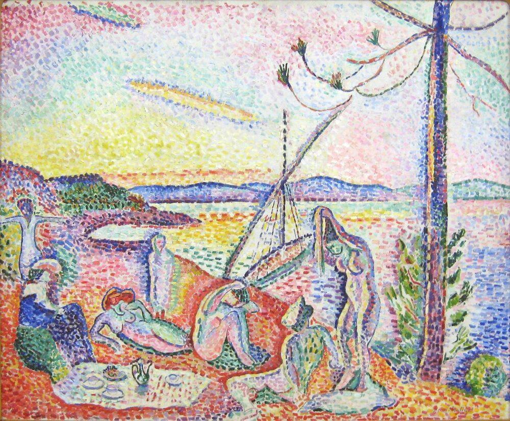 Henri Matisse, Lusso, Calma e Voluttà