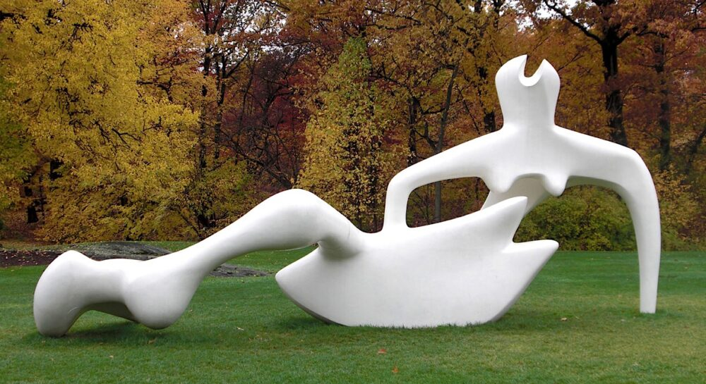 Fondazione Henry Moore, Houghton Hall a Norfolk
