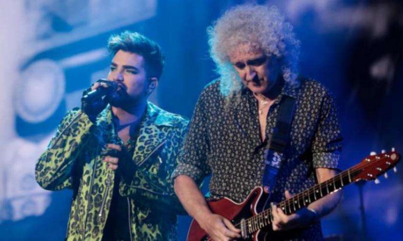 I Queen con Adam Lambert