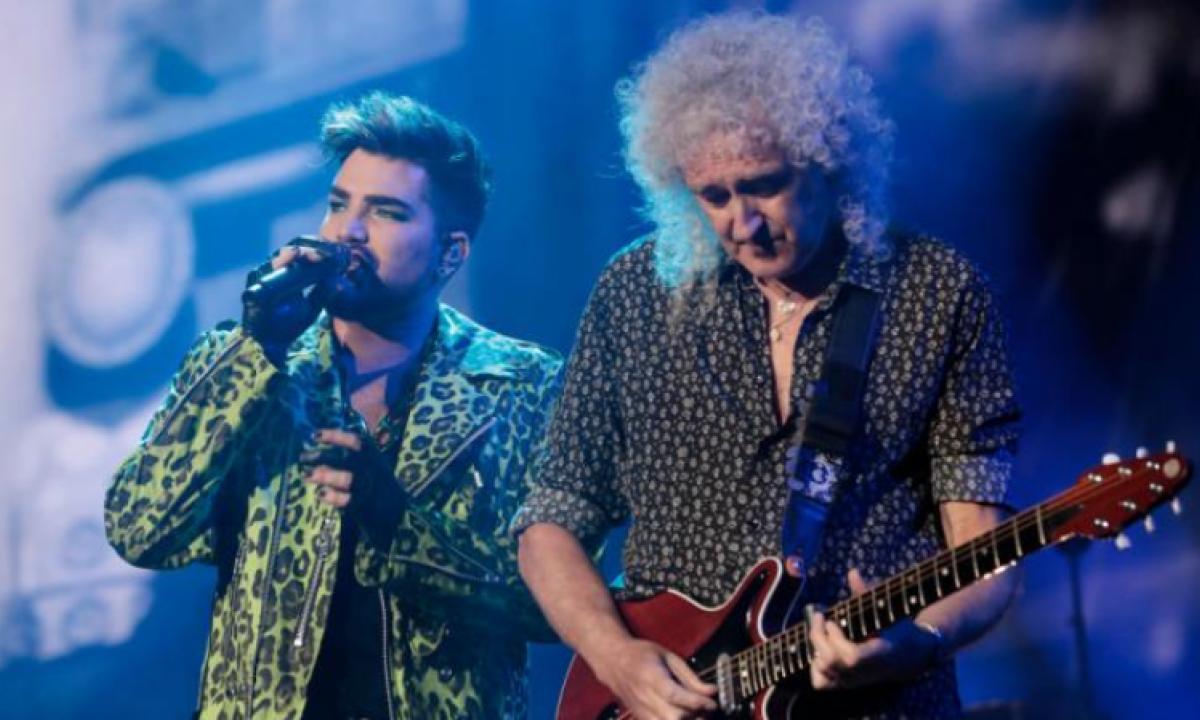 Sacrilegio? Esce il 2 ottobre il primo disco live dei Queen con la voce di Adam Lambert