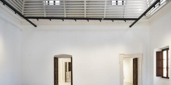 Il restauro della Sala della Voliera di Palazzo Ardinghelli (ph Andrea Jemolo)
