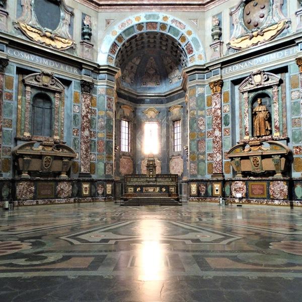 La Cappella dei Principi a San Lorenzo, a Firenze