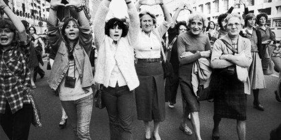 Liliana Barchiesi, Movimento Femminista, 1974/1979