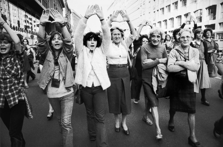 Gesti di rivolta. Arte, fotografia e femminismo, la Milano degli anni 70 in mostra