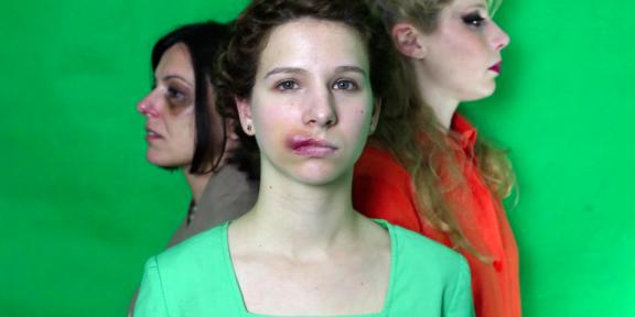 Corinne Mazzoli, Tutorial #2: How to Cruise with a Bruise, Still da video, 2014