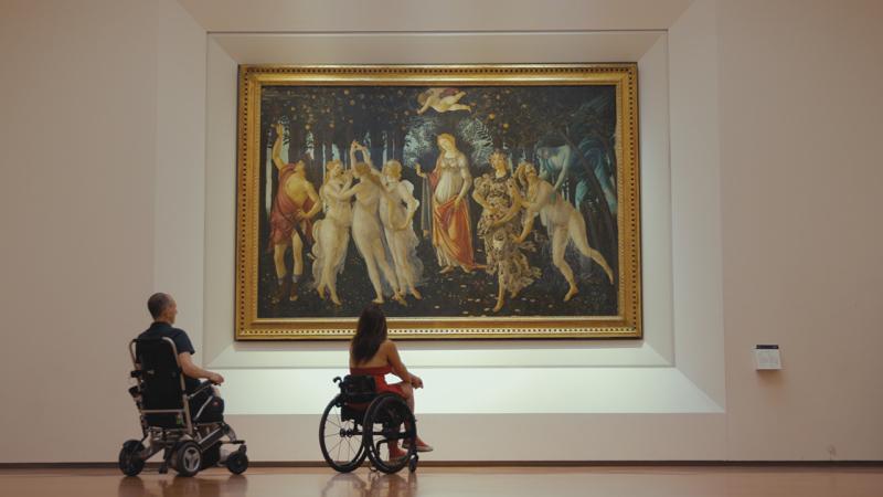 La scrittrice Agnello Hornby e il figlio disabile fra arte e bellezze italiane, in un film su LaF