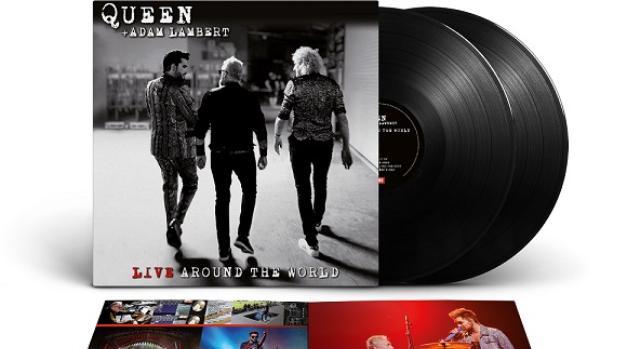 Queen + Adam Live Around the World