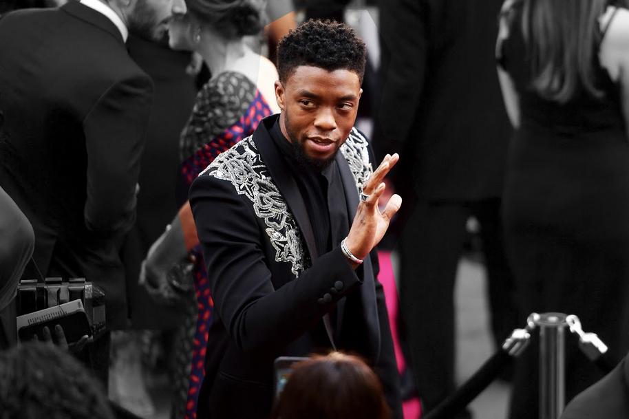 L'eredità di Chadwick Boseman non si ferma a Black Panther
