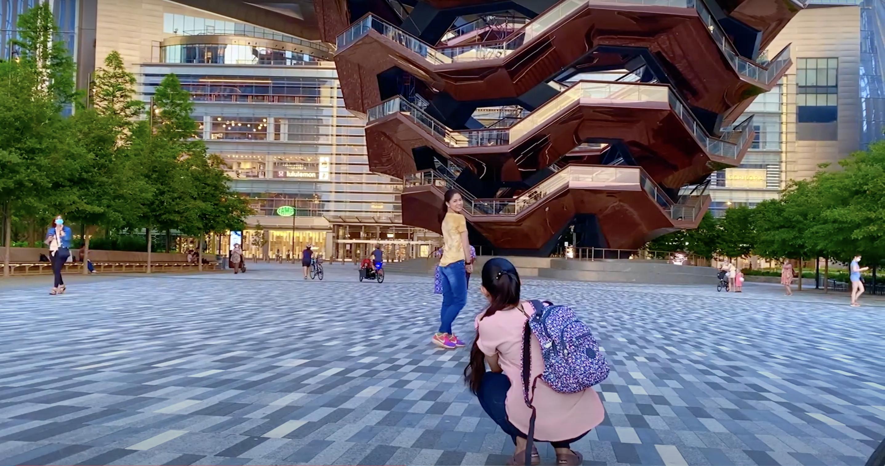 Hudson Yards: il saggio visuale di Brady Corbet per Fondazione Prada