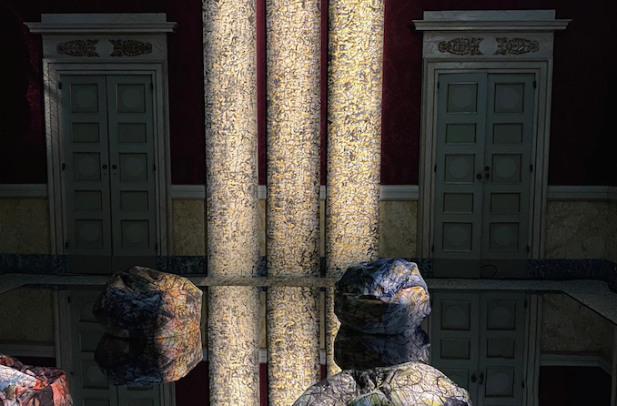 Out of the Blue: la magia della calligrafia cinese a Palazzo Reale di Milano