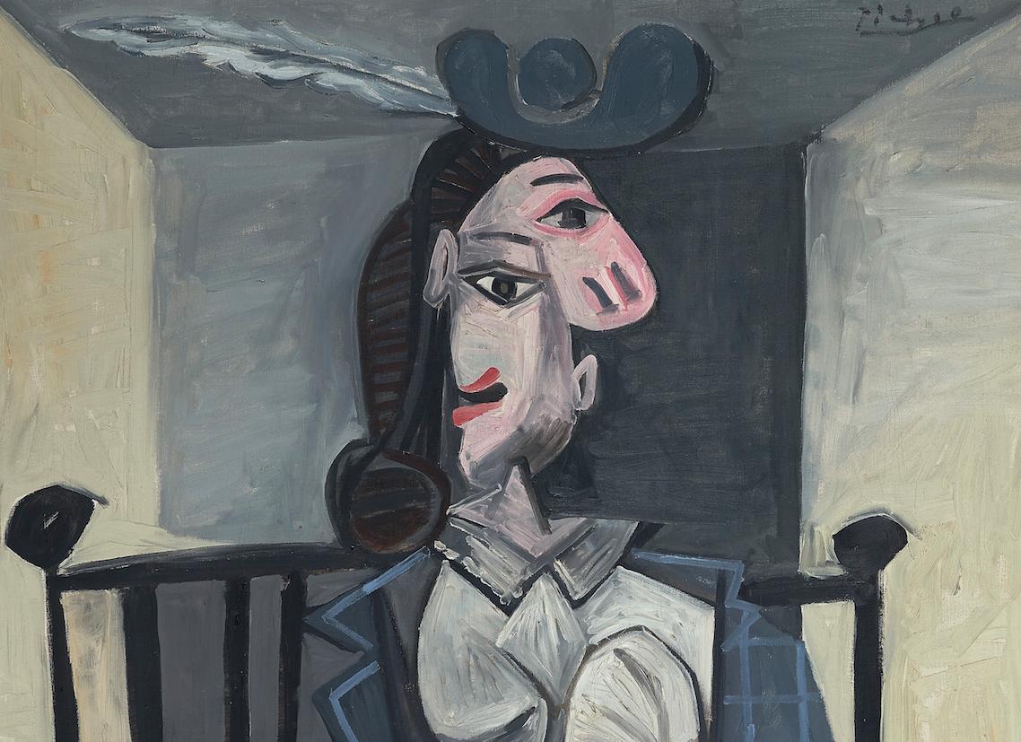 Picasso all'asta. Un ritratto di Dora Maar da 20 milioni da Christie's