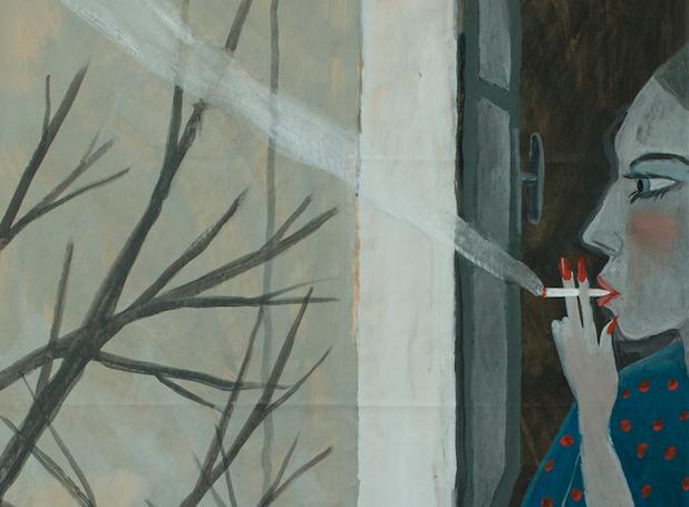 """Il """"Diario di quarantena"""" di Paolo Ventura: un lavoro inedito di sola e pura pittura"""