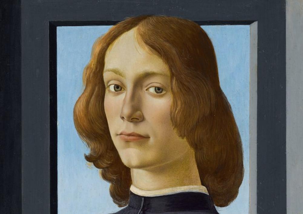 Un ritratto di Botticelli all'asta. Stima 80 milioni di dollari da Sotheby's