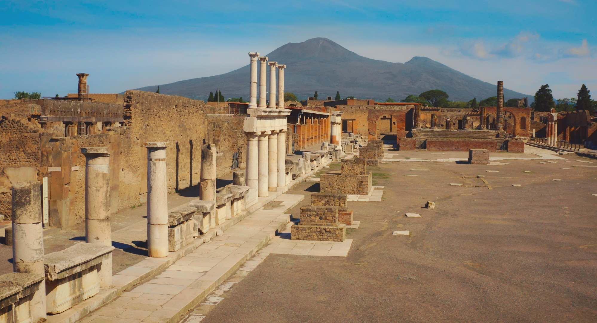 """""""Pompei. La città viva"""": il primo podcast dedicato al Parco Archeologico di Pompei"""