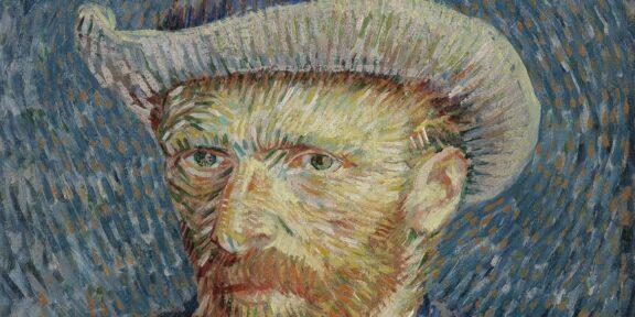 Vincent van Gogh, Autoritratto con cappello di feltro grigio, 1887, olio su tela, cm 44,5 x 37.2. Van Gogh Museum (Vincent van Gogh Foundation), Amsterdam