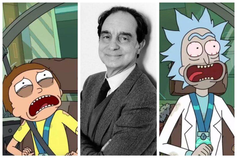 Rick and Morty + Calvino