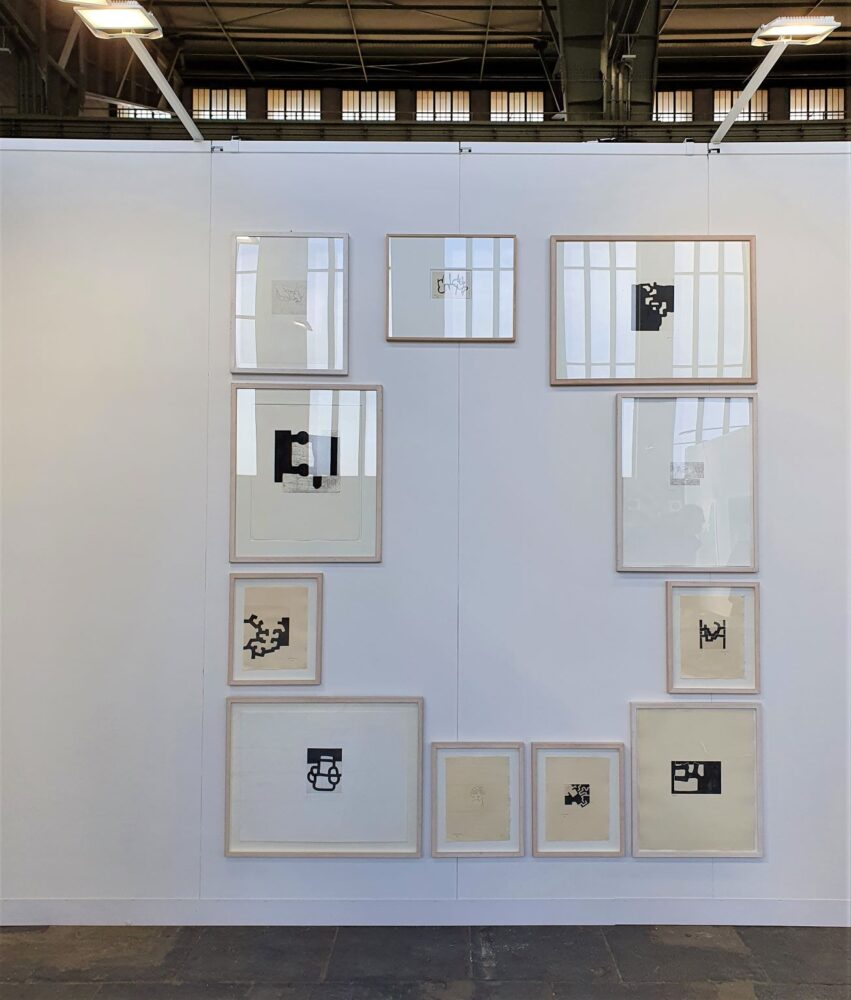 Paper Positions 2020 GALERIE GEORG NOTHELFER
