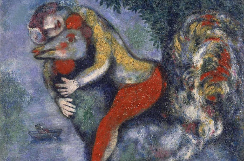 Da Chagall a Marina Abramovic, le top mostre al via a settembre
