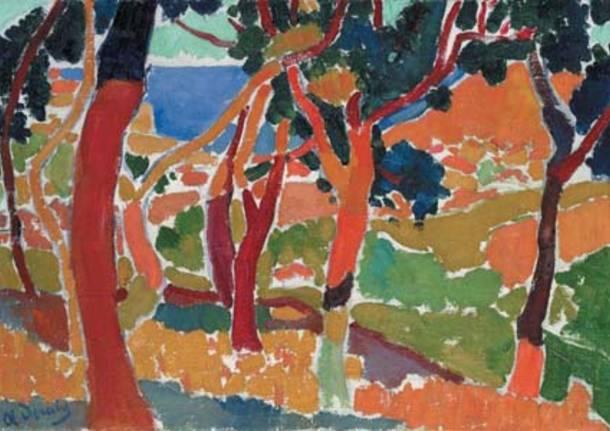 Andre Derain Mendrisio 2020 L'Estaque, 1906
