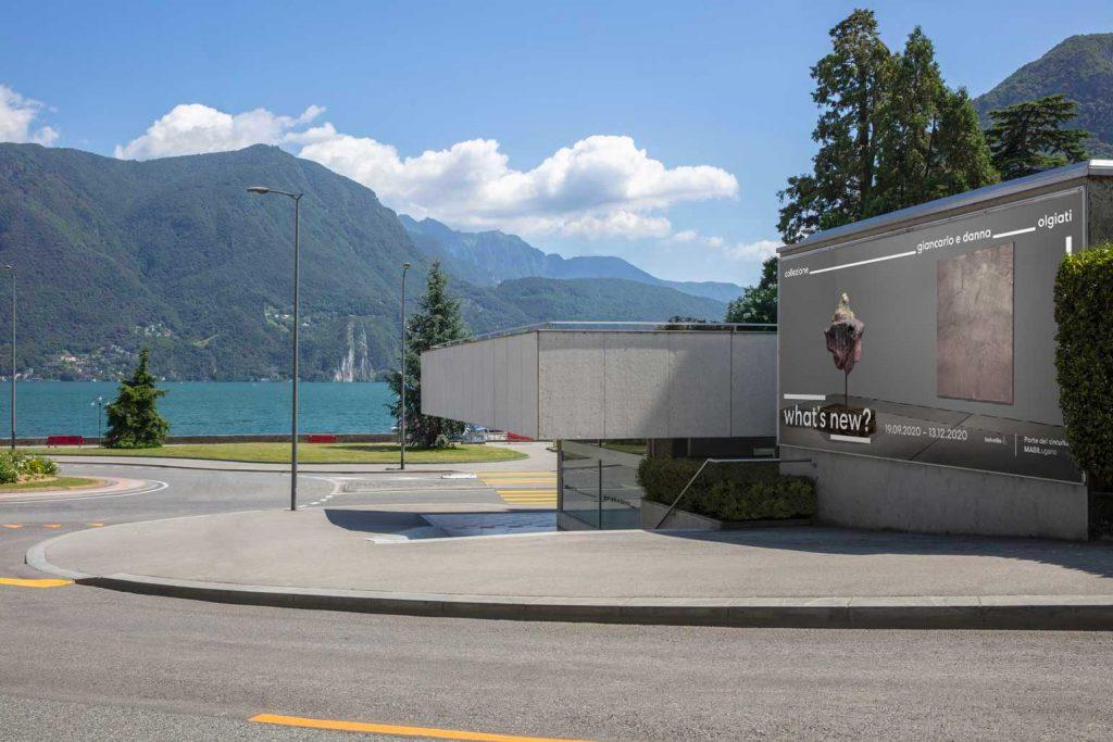 L'arte non ha confini di spazio né di tempo: le nuove acquisizioni della collezione Olgiati. A Lugano