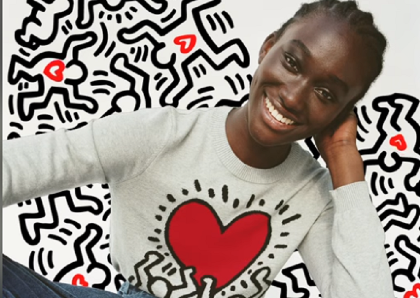 Keith Haring Collection, nasce la linea ageless e agender