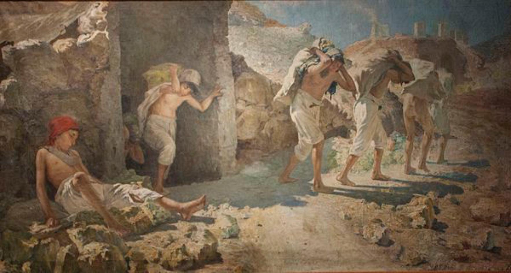 Il Verismo dimenticato di Onofrio Tomaselli, maestro di Guttuso e uomo di politica