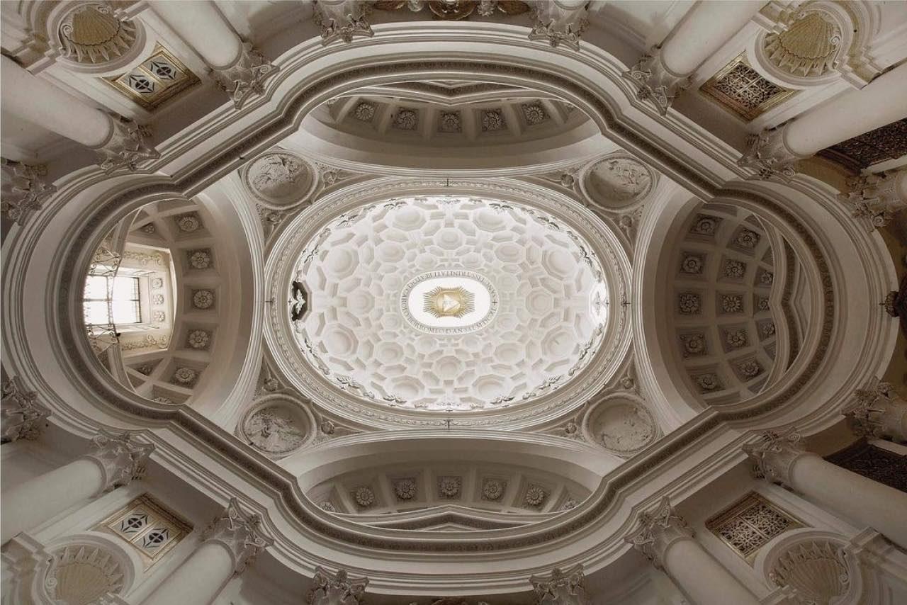 Capolavoro barocco: la geometria e il movimento di San Carlo alle Quattro Fontane