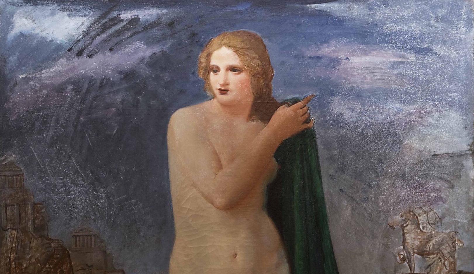 Novecento Classico: la mostra a Roma in tre sedi espositive