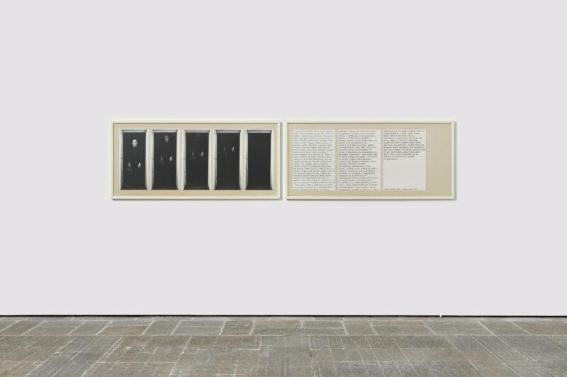 1 Cioni Carpi Trasfigurazione/Sparizione Uno, 1974