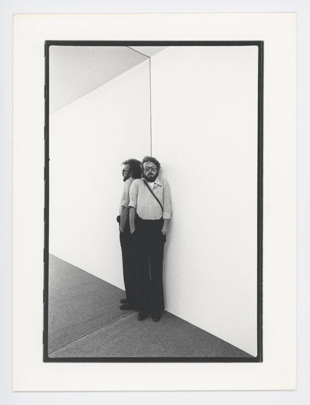 Gianni Melotti, Gli angoli della Biennale