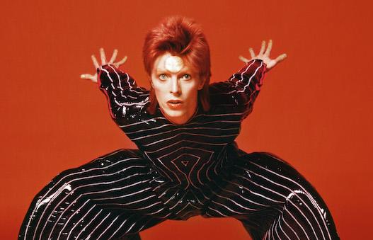 David Bowie negli oltre cento scatti di Masayoshi Sukita, a Palermo
