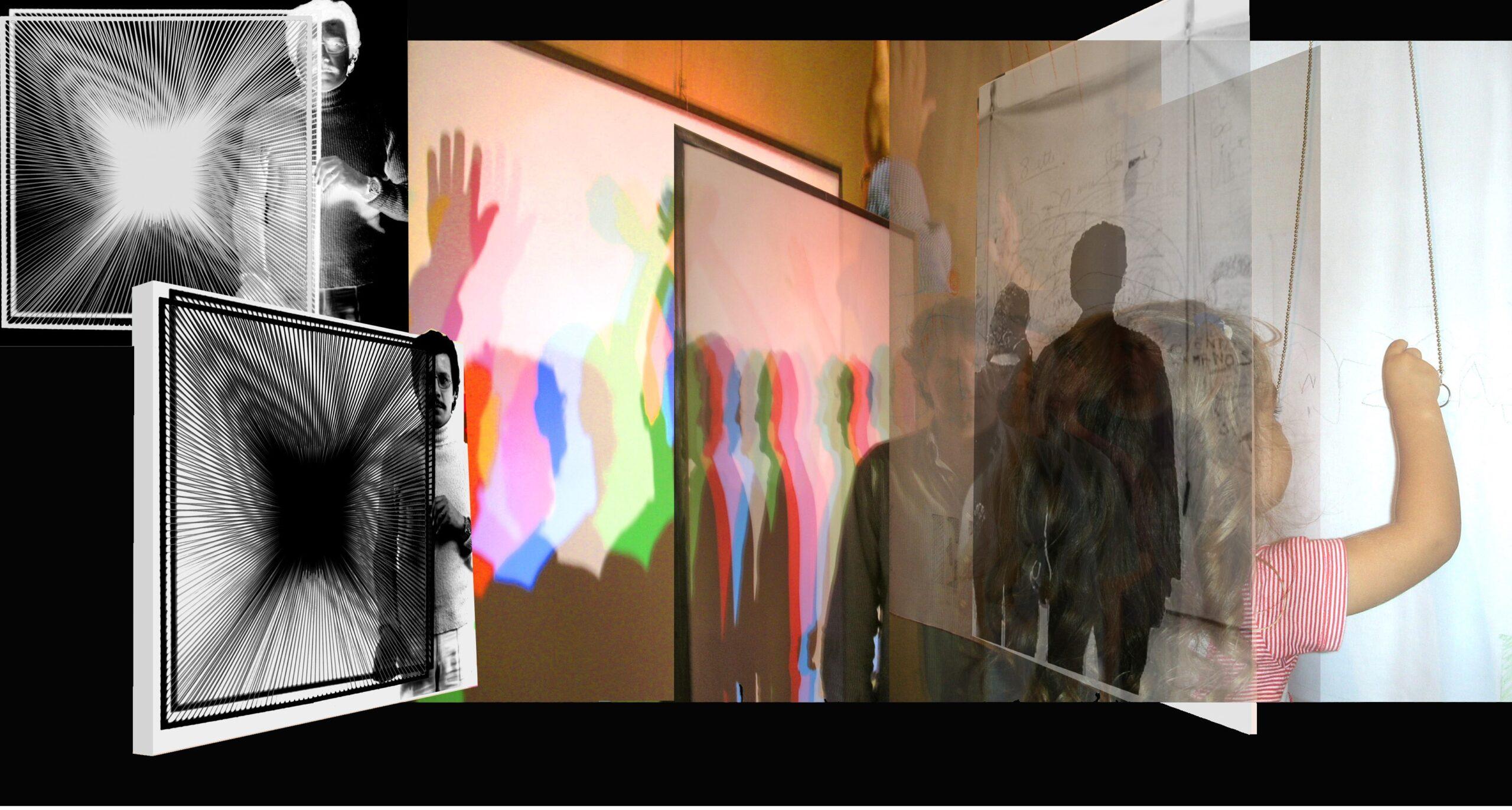 """Uno spazio per """"essere"""". Tu Sei, l'opera ambientale di Alberto Biasi. Il racconto dell'artista"""