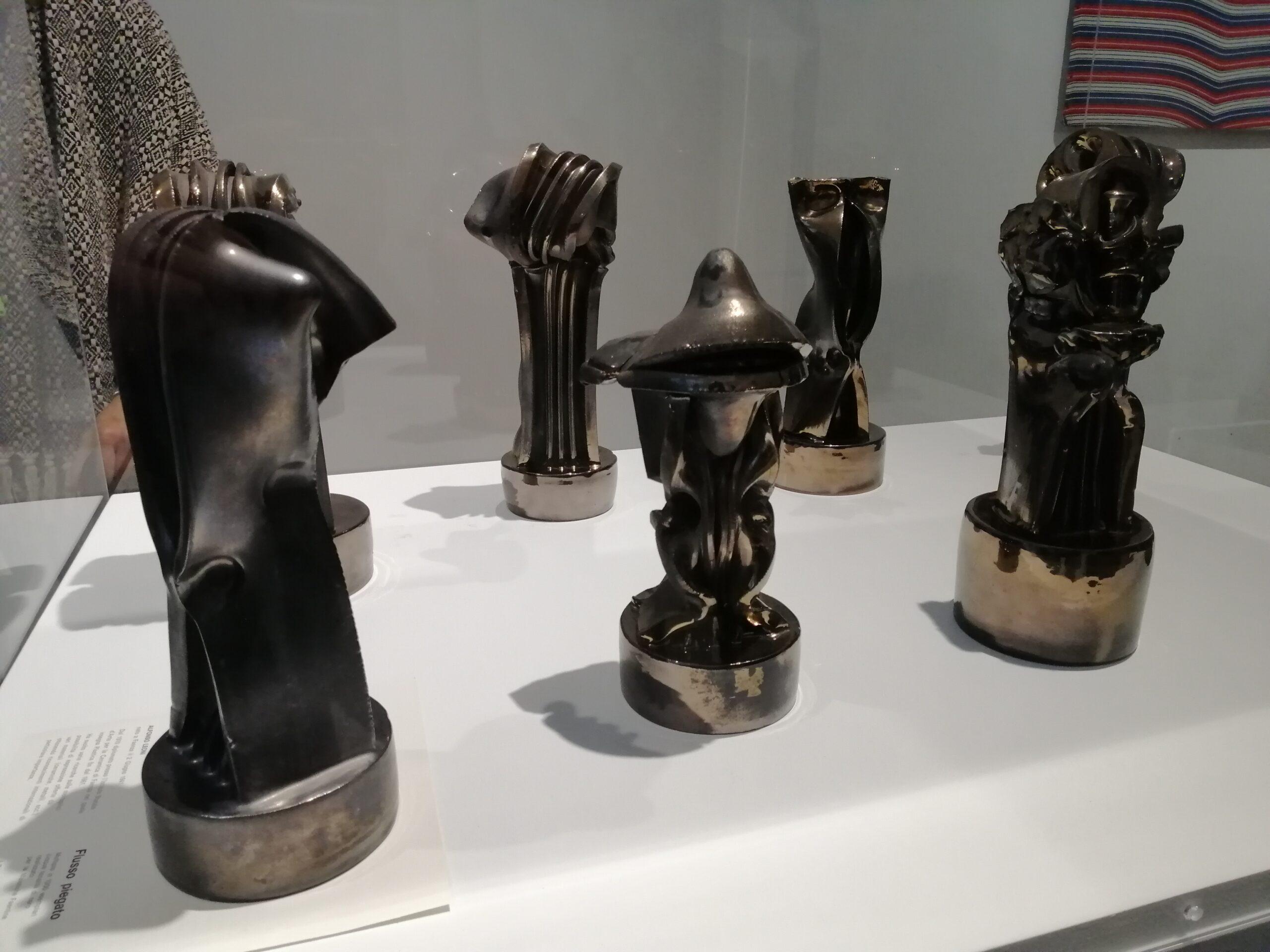 Alfonso Leoni: vent'anni di pura sperimentazione artistica in mostra al MIC di Faenza