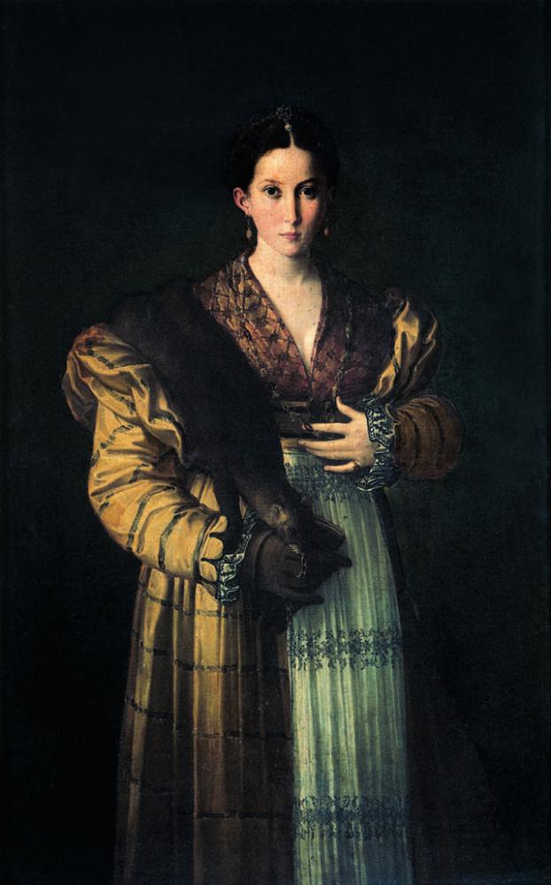 Antea, Parmigianino, Art Night, Rai5
