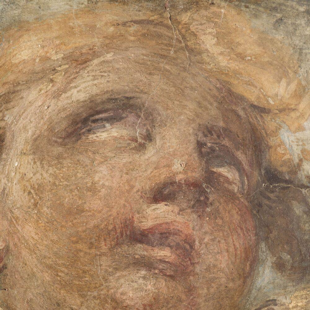 Antonio Allegri, frammento, particolare 1. Ph. Mauro Ranzani.jpg