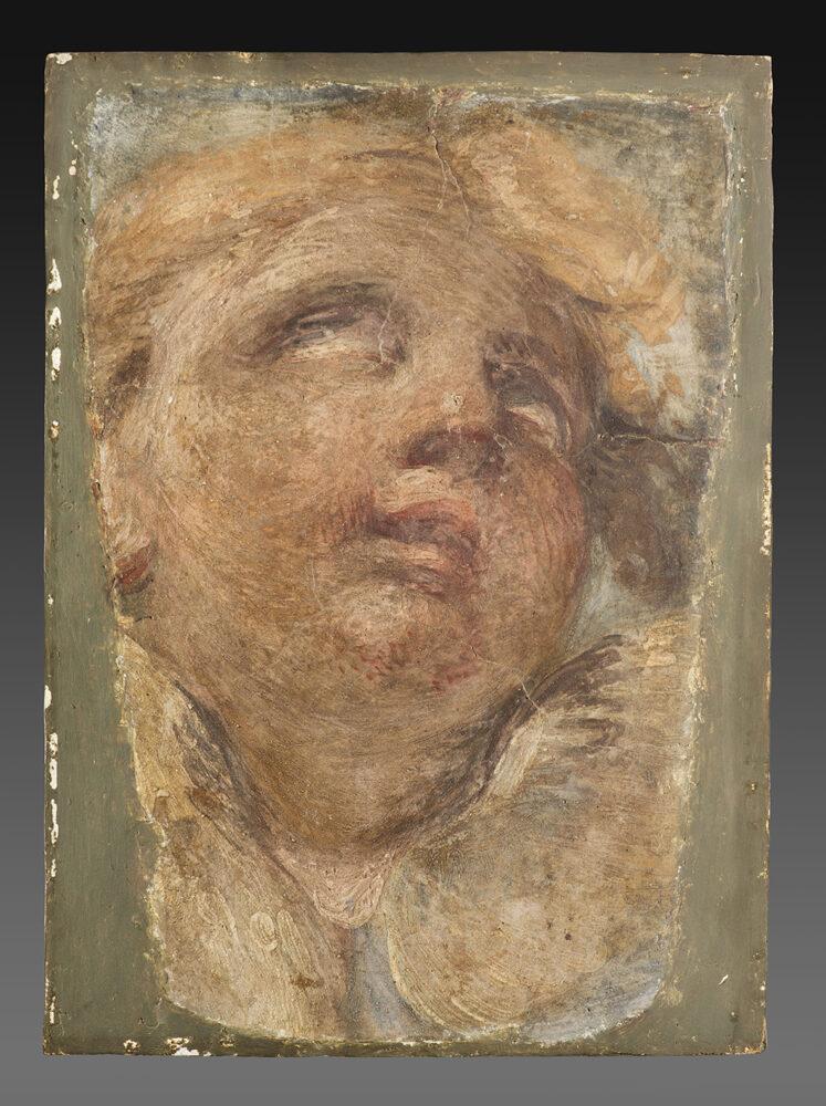 Antonio Allegri, frammento. Ph. Mauro Ranzani