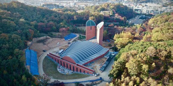 Mario Botta, Chiesa di Namyang, Seul