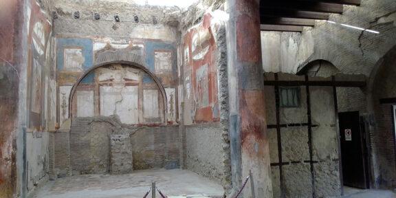 Collegium-Augustales Ercolano