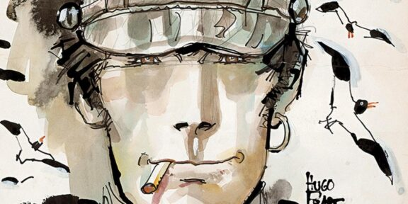 Corto Maltese di Hugo Pratt, Art Night, Rai5