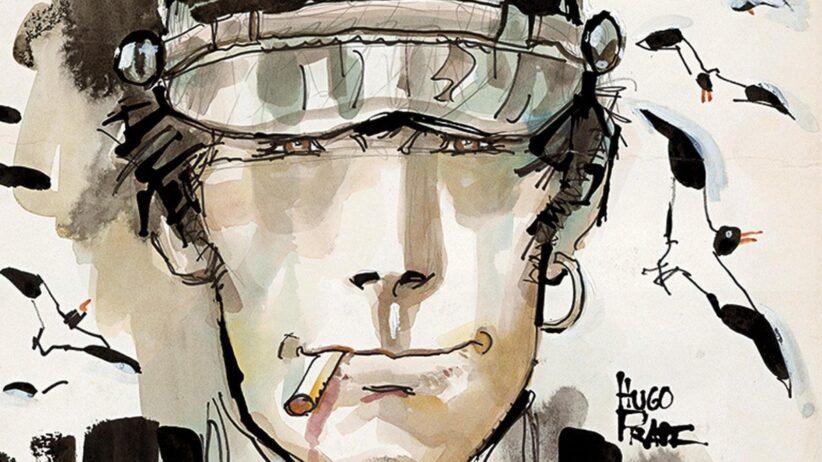 Corto Maltese di Hugo Pratt, Art Night, Rai5