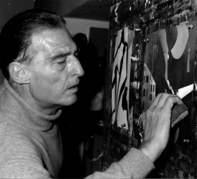 Emilio Tadini e la sua Casa Museo raccontati da Melina Scalise