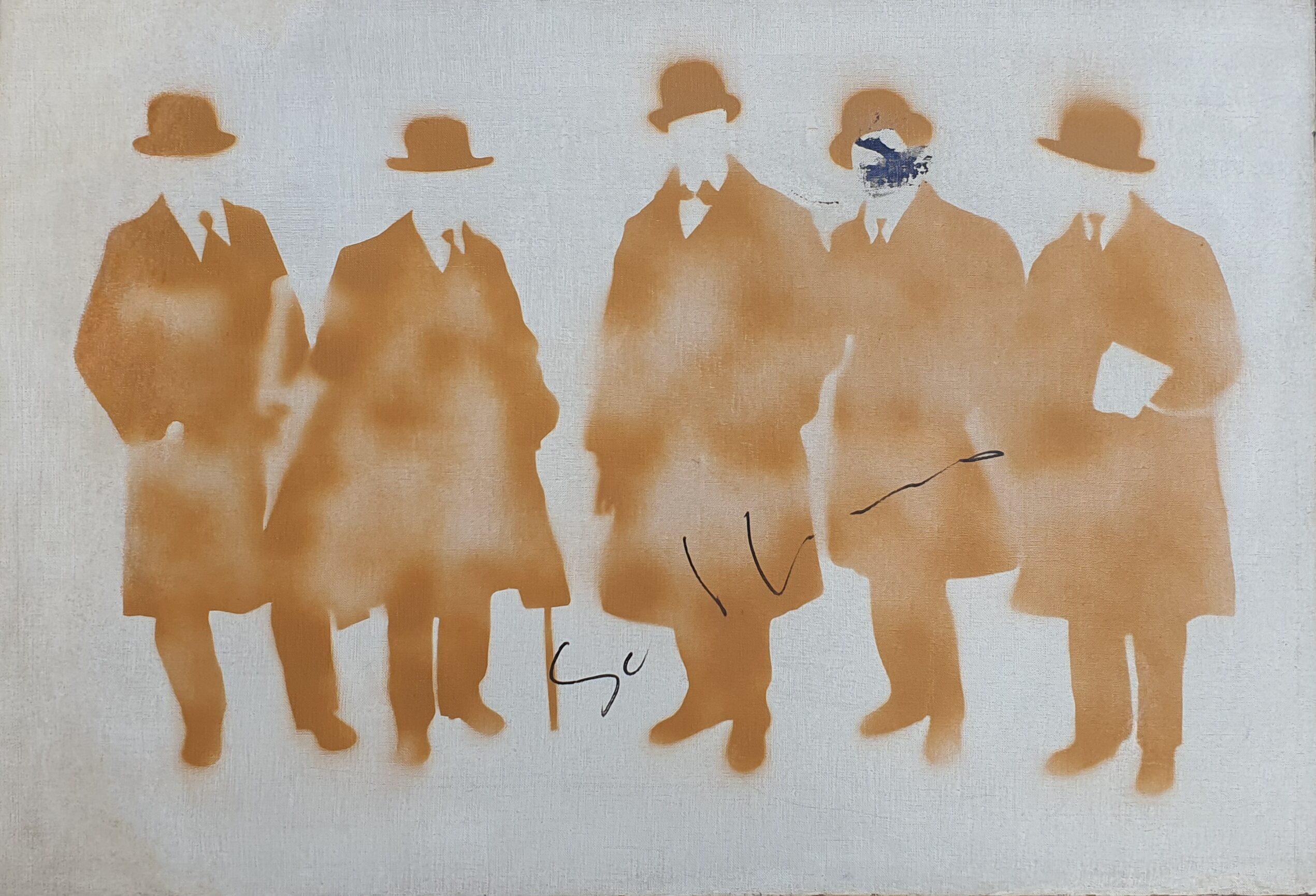 Oltre la forma. Dialoghi tra sei artisti italiani in mostra a Milano