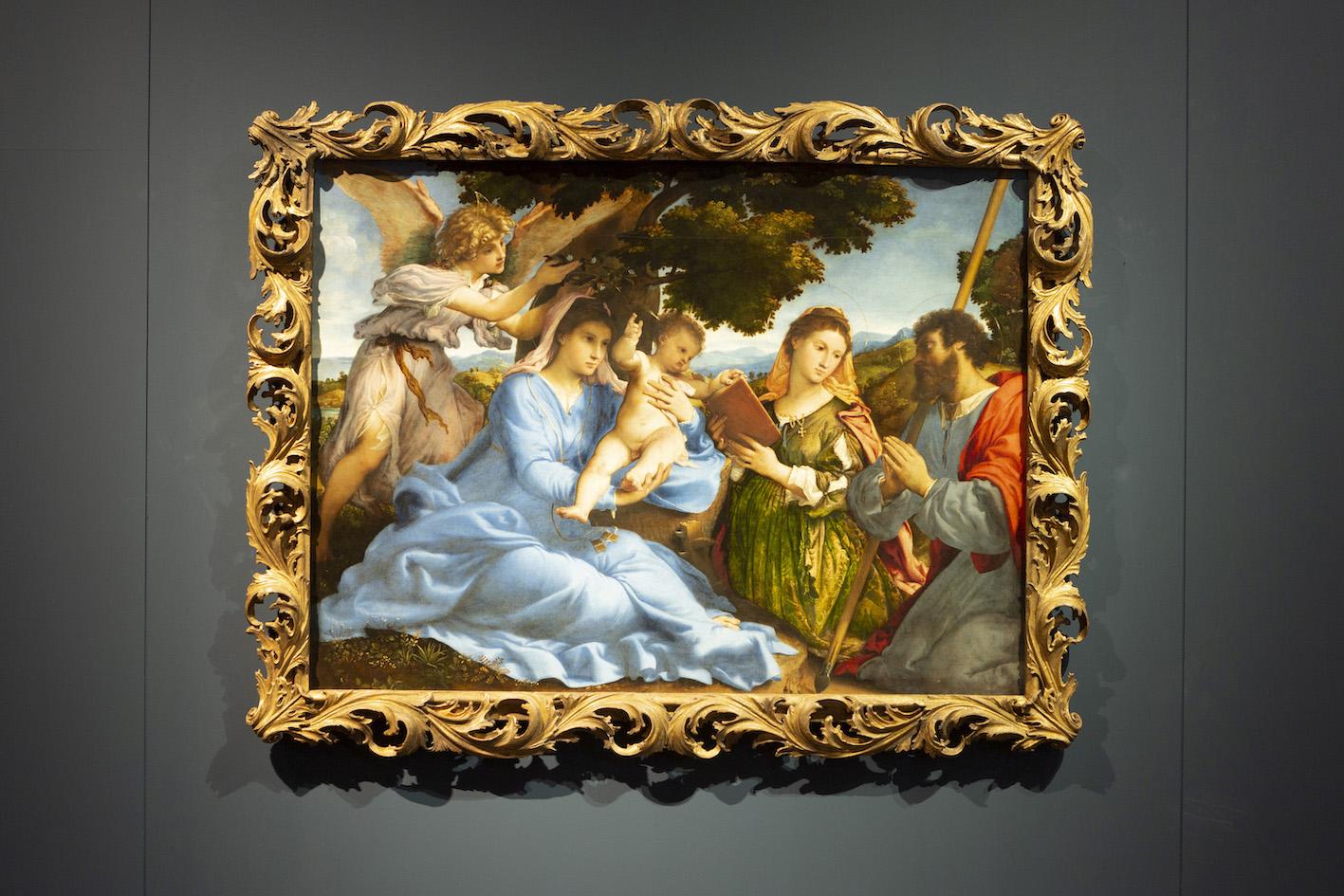 Sacra Conversazione: Lorenzo Lotto è tornato a Venezia. Un capolavoro in mostra alle Gallerie dell'Accademia
