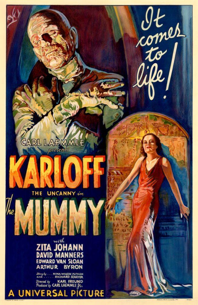 Freund - La Mummia, 1932 - Universal Pictures 2
