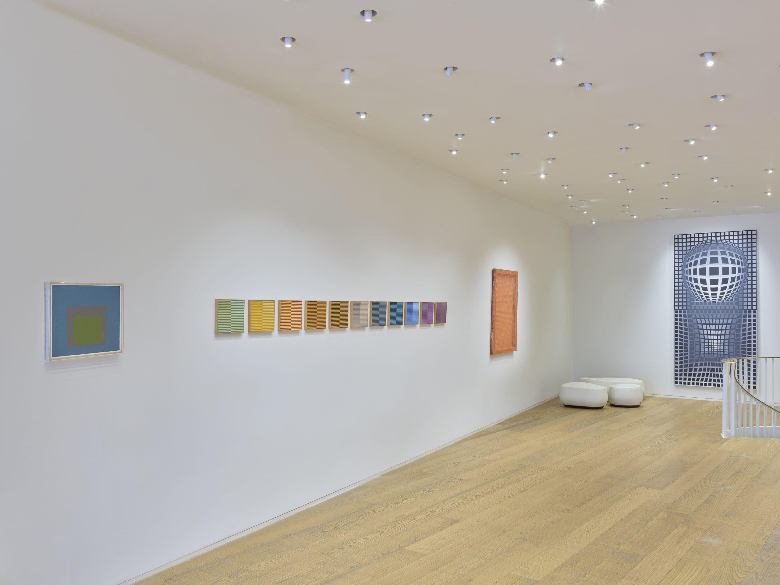 Da Pistoletto a Vasarely.Tornabuoni Art Londra presenta la mostra Dynamic Visions