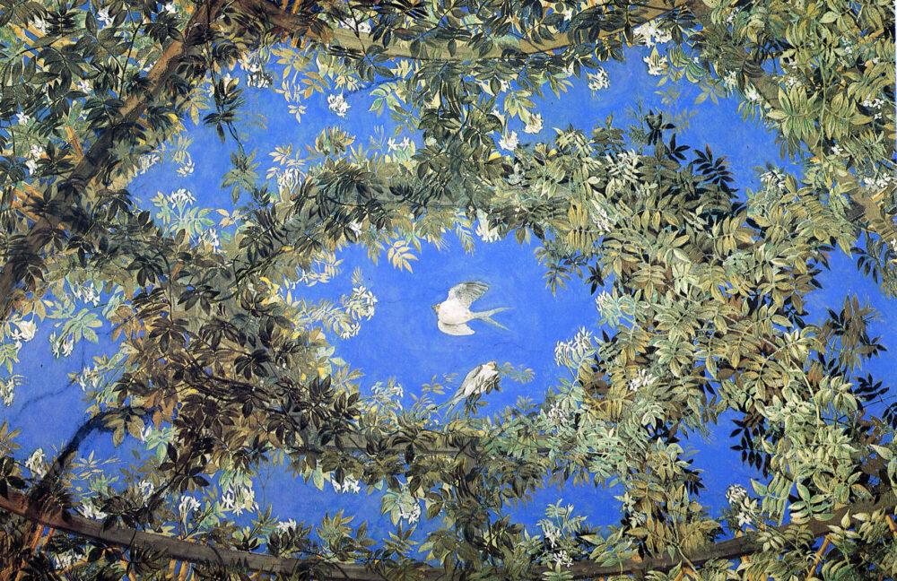 Giovanni da Udine Particolare. Pergolato delle Logge del primo piano. Città del Vaticano, Palazzo Apostolico