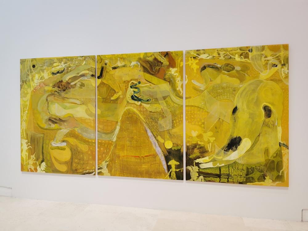 Guglielmo Castelli, Quadriennale di Roma 2020